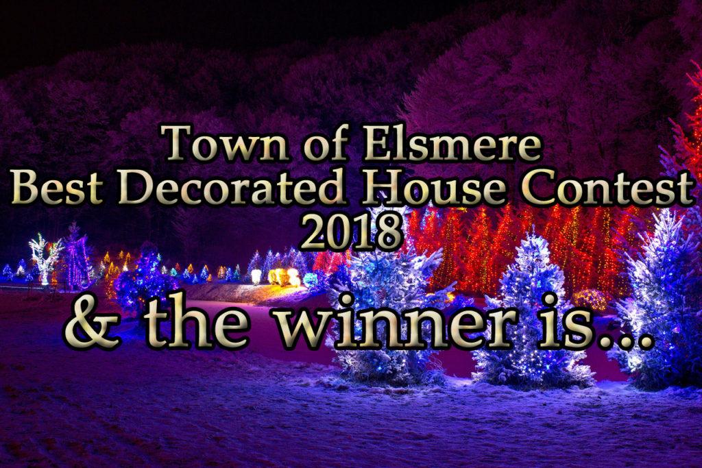 Best Decorated Homes Of Elsmere U2013 Winner Selection